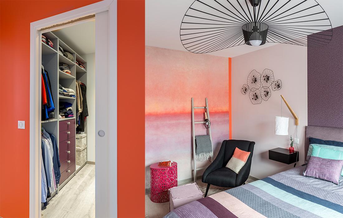 d co suite parentale asiatique. Black Bedroom Furniture Sets. Home Design Ideas
