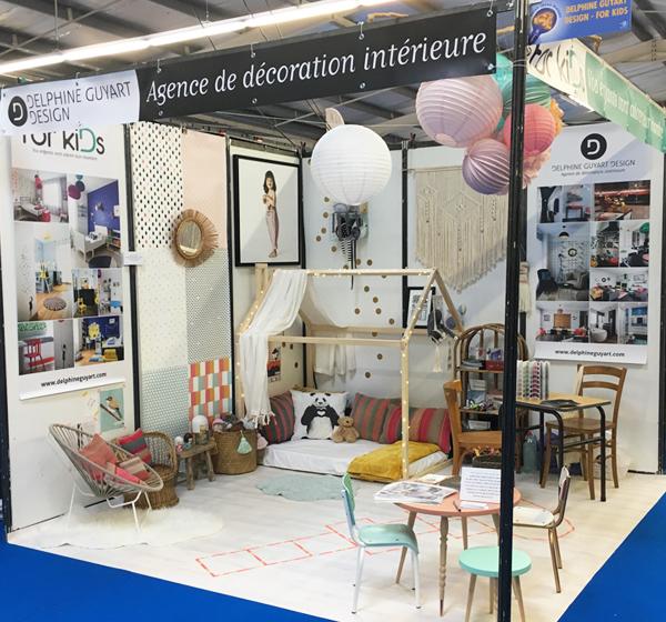 Salon Idées Maison 2017 Delphine Guyart
